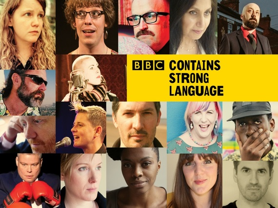 New BBC Festival Contains Strong Language As It Celebrates Poetry In All Its Forms