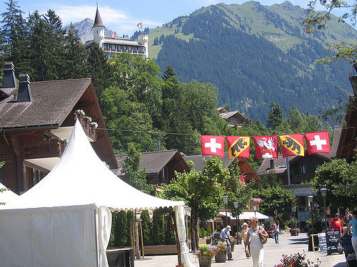 Gstaad: Designhotels als Alternative zur Luxuskategorie