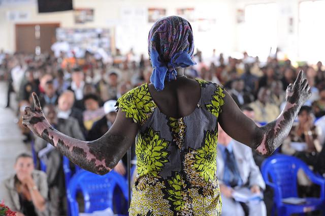 Gewalt gegen Mädchen und Frauen dürfen wir nicht akzeptieren!