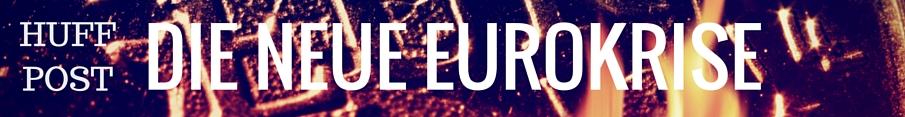Neue Eurokrise
