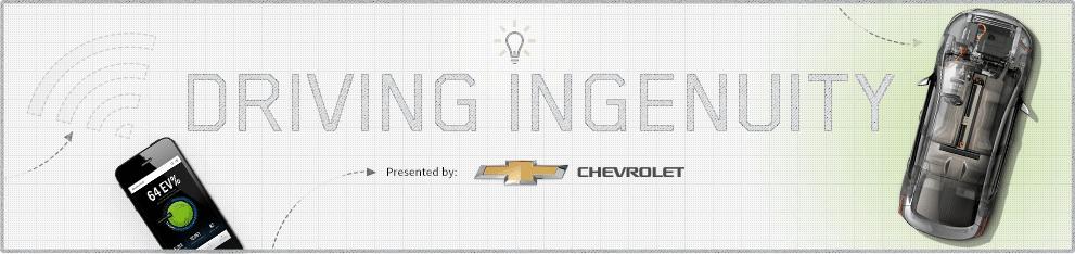 Driving Ingenuity