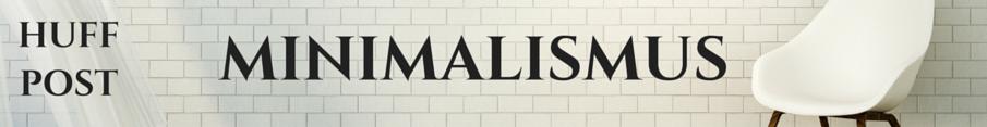 Minimalismus was braucht es f r ein gutes leben for Warum minimalismus