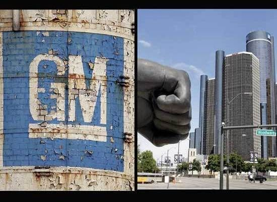 gm better off bankrupt essay Bankruptcies for chrysler and general motors, the obama administration  exercised  10 see robert k rasmussen, an essay on optimal bankruptcy  rules and social justice,  even if the debtor might be better off outside  bankruptcy21.