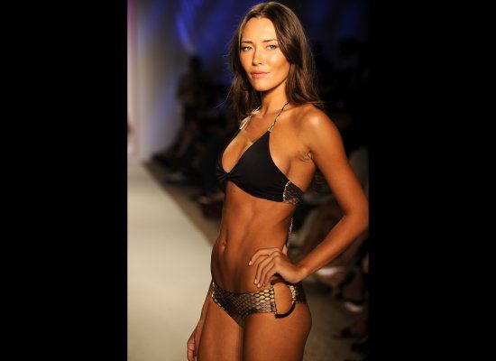 Skimpy Swimsuits At Miami Fashion Week: Hot Or Not? (PHOTOS, POLL)