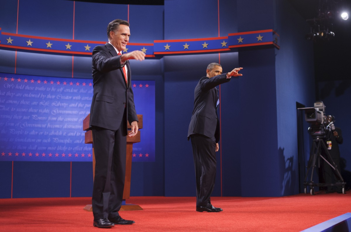 Who do you think won the first debate?