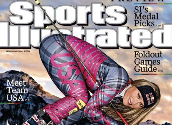 Lindsey Vonn Sports Illustrated Cover: Vail Resident Called Best American Woman Skier Ever
