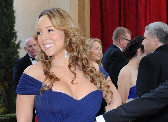 PHOTOS  Oscar Best Breast Dresses  Cleavage Central  OSCAR 2010