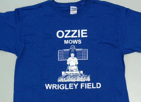 Racist and Homophobic Tee Shirts Still Hanging Around Wrigley