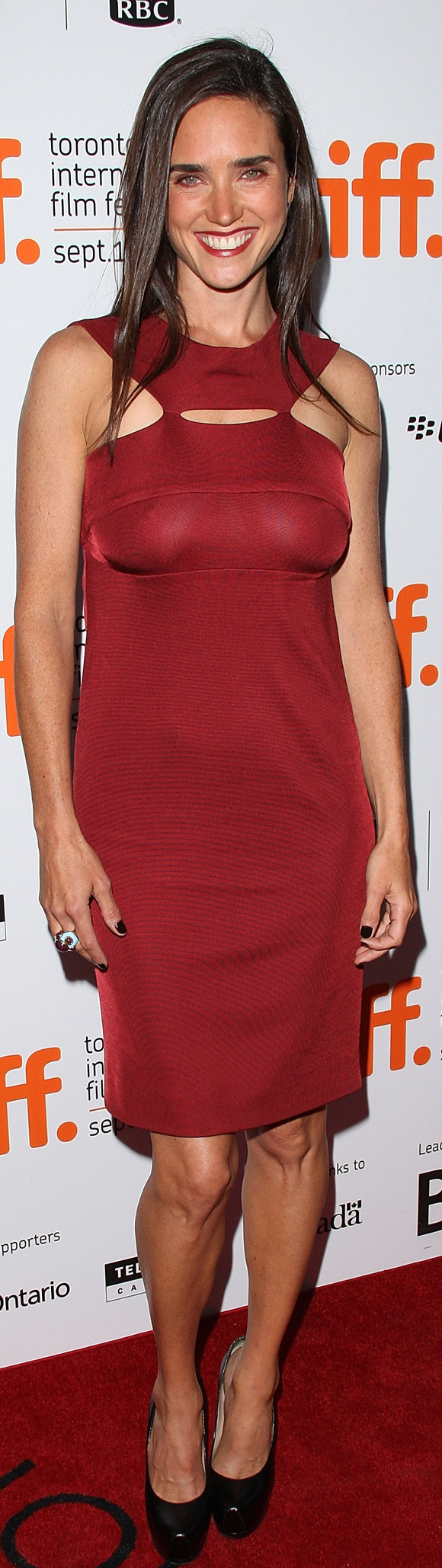 Jennifer Connelly's See-Through Dress: Love It Or Leave It ...