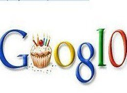 Last year, Google put up its 10th birthday logo on 2 September and, ...