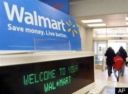 Wal-Mart Considering Expanding Into Urban Areas