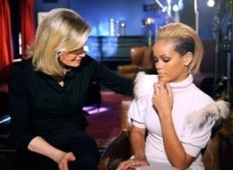 Diane Sawyer's Rihanna Interview Brings