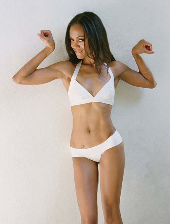 Zoe Saldana (Nyota Uhura) - Page 2 ZOE-SALDANA