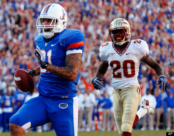 finest selection f916e b1d66 Florida Gators New Uniforms (PHOTOS) | HuffPost