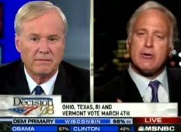 Chris Matthews Humiliates State Senator Kirk Watson On MSNBC
