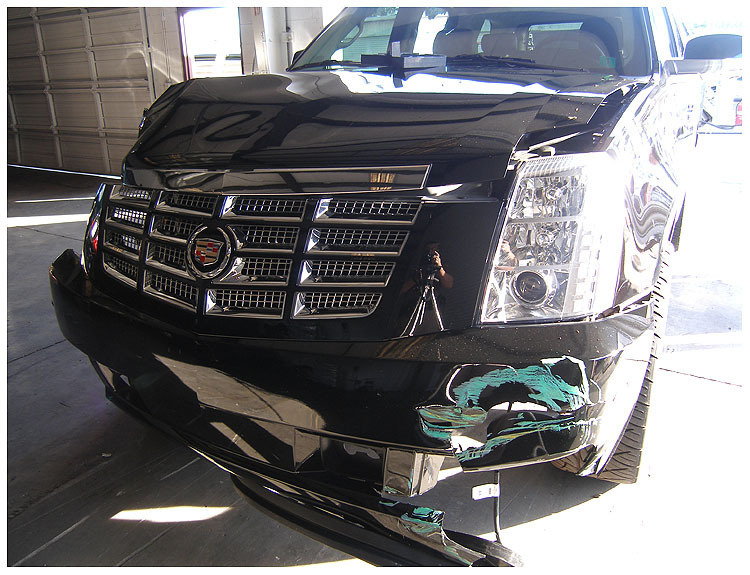 Tiger Woods Car Crash Photos Police Pictures Show Suv