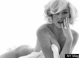 lindsay lohan naked nude