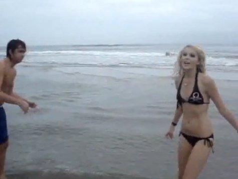 Taylor Swift en Bikini