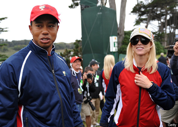 tiger woods  wife elin nordegren woods  prenup