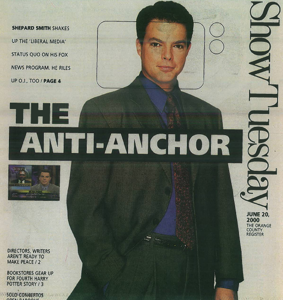 from Sergio anderson cooper gay shepard smith