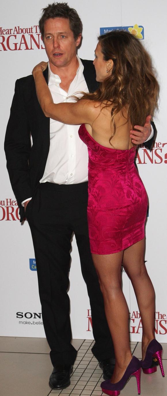 Hugh Grant & Sarah...