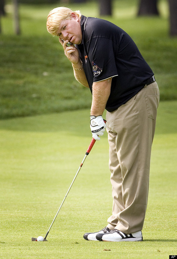 John Daly Weight Loss: Before And After (PHOTOS) | HuffPost
