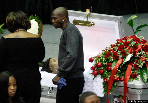 Chris Henry Funeral