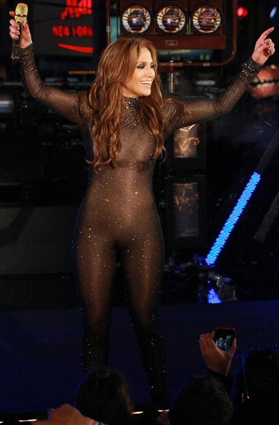 Jennifer Lopez Bodysuit