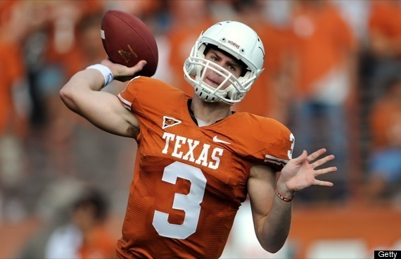 GARRETT GILBERT TEXAS QB Longhorn Zaks Blog | Views From the Bleacher (Part 1 of 3)