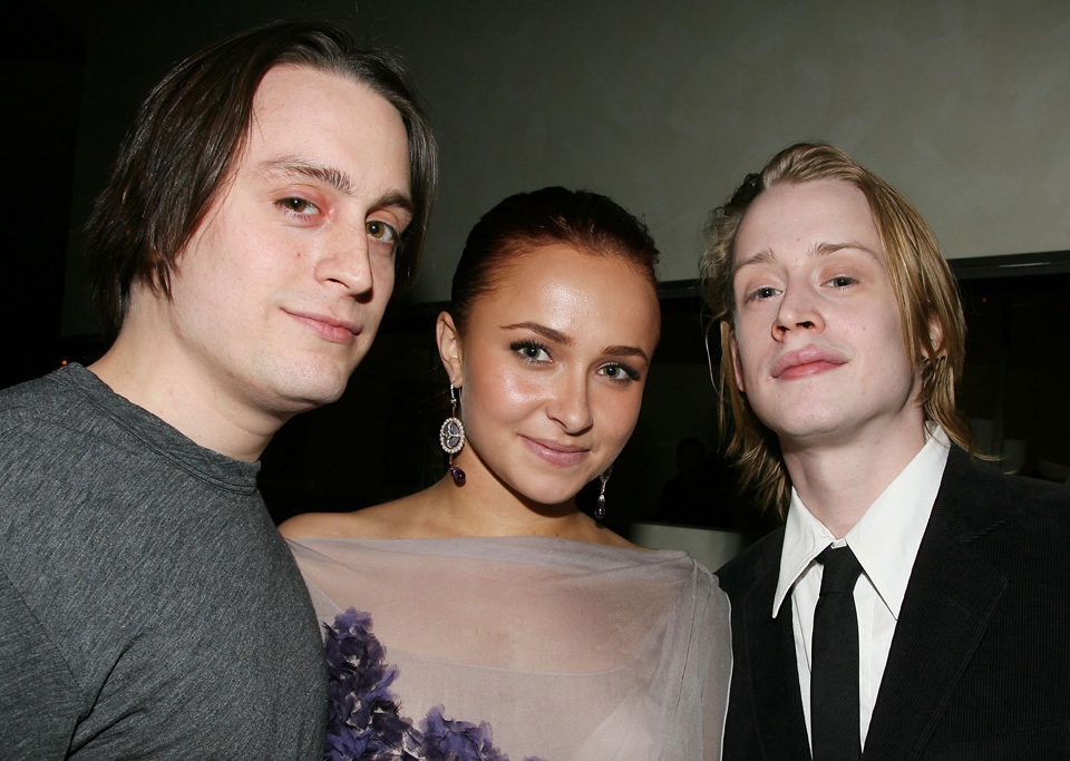 Macaulay  amp  Kieran Culkin Step Out  PHOTO Culkin Brothers