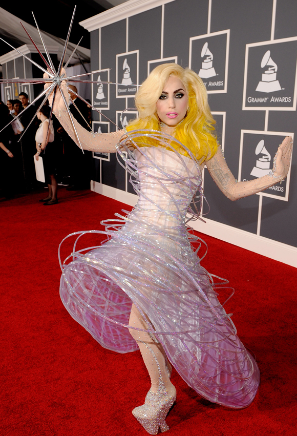 What will Gaga's wedding dress look like? We speculate wildly : The Loop
