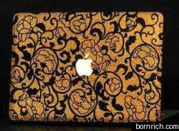 Blinged-Out MacBook Air Costs $40K