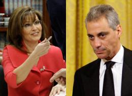 Palin Fire Rahm Emanuel