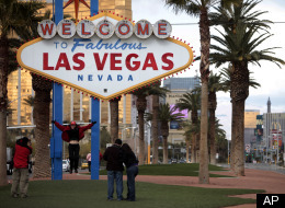 Vegas Nevada Obama