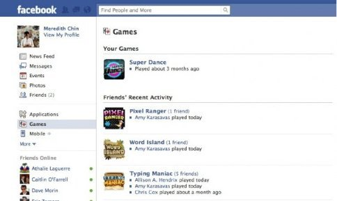 New Facebook Redesign 2010: PICTURES Of The New Layout | The ...