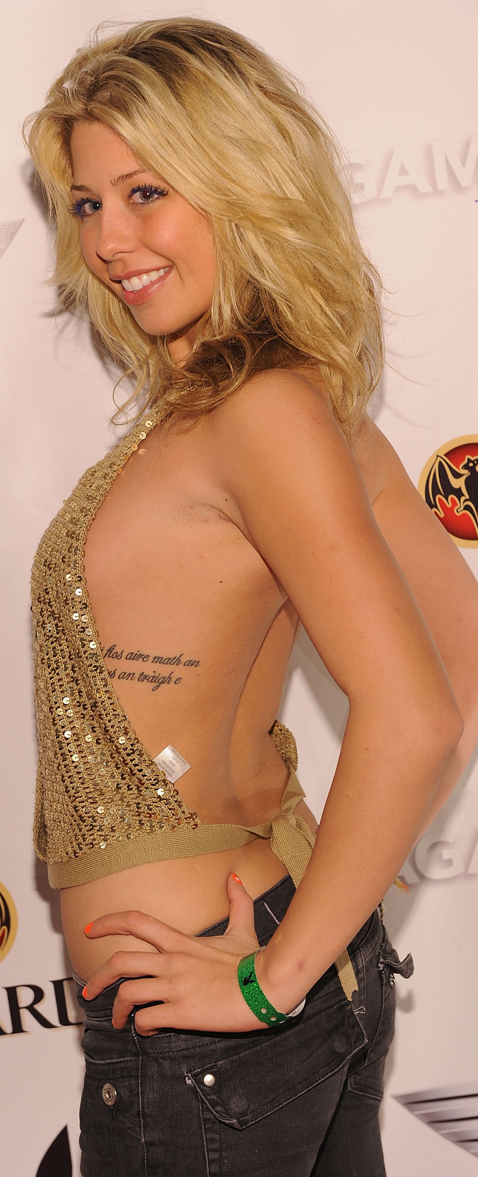 Holly Montag's Gaelic Tattoo (PHOTO)