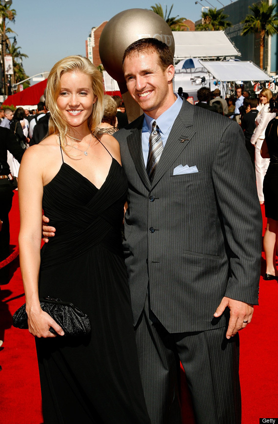 Brittany Brees Drew Brees Wife Pictures Info Huffpost
