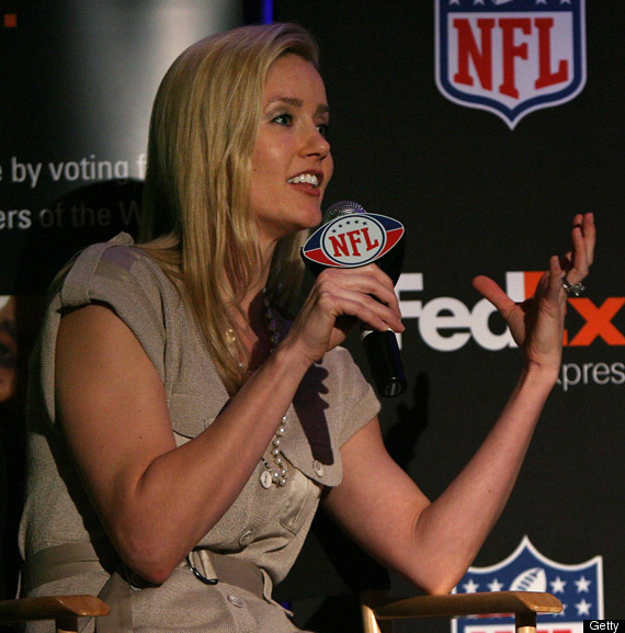 Who is Drew Brees' wife?