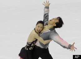 Shen Xue, Zhao Hongbo Set Olympic Record In Short Program