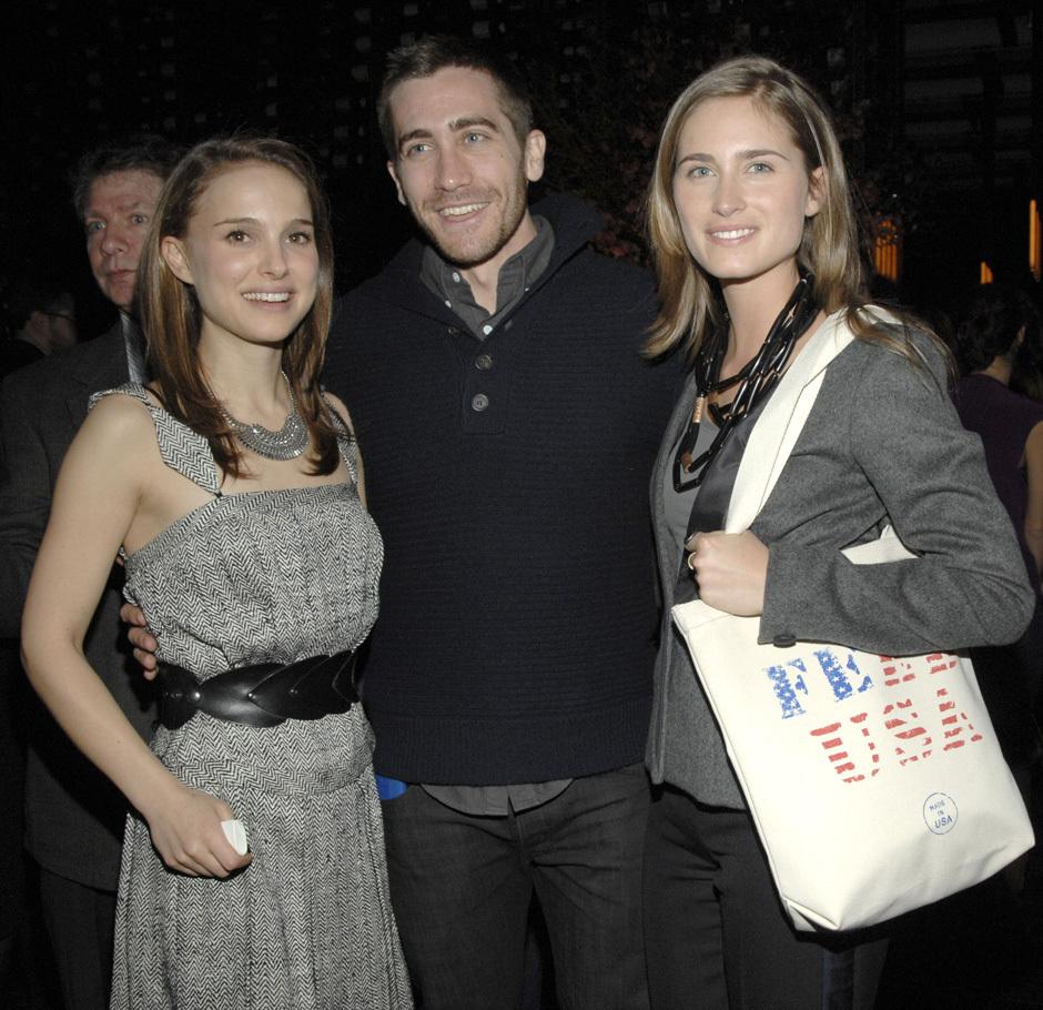 Natalie Portman, Jake Gyllenhaal & Lauren Bush: Who's Your ... Jake Gyllenhaal S