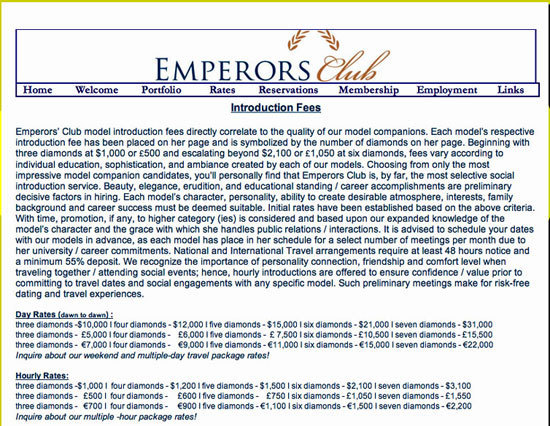 essay about the emperor club The main aim of this paper is to discuss how the role of emperor, senate, and army changed under augustus as imperialism evolved first of all it is necessary to mention that the problem of the genesis of the roman power requires a great attention.