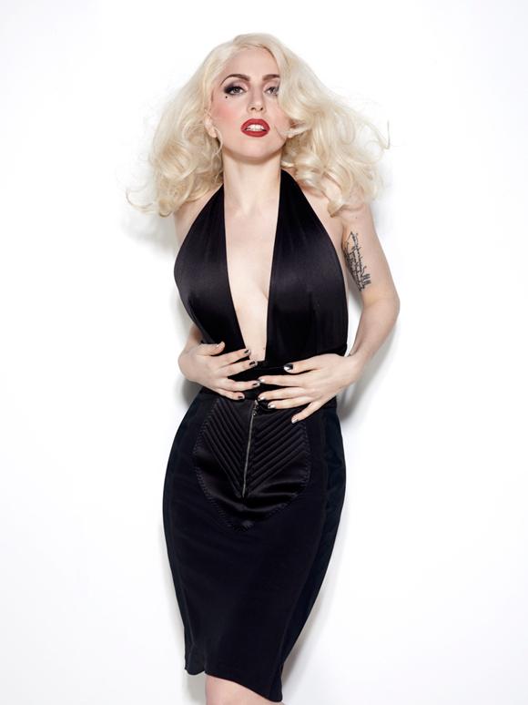 Lady Gaga In Cosmo My Ex Said I D Fail Photos Huffpost