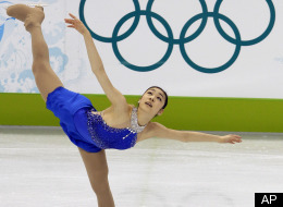 Kim Yu-Na Wins Gold With Record Figure Skating Score