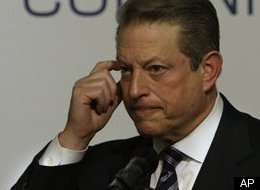 Al Gore Climate Dangers Ipcc Mistakes