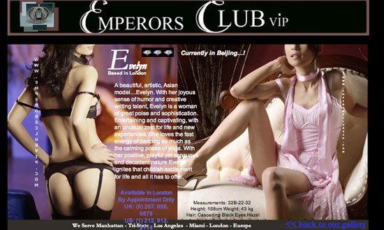 Emperior Club Escort Service