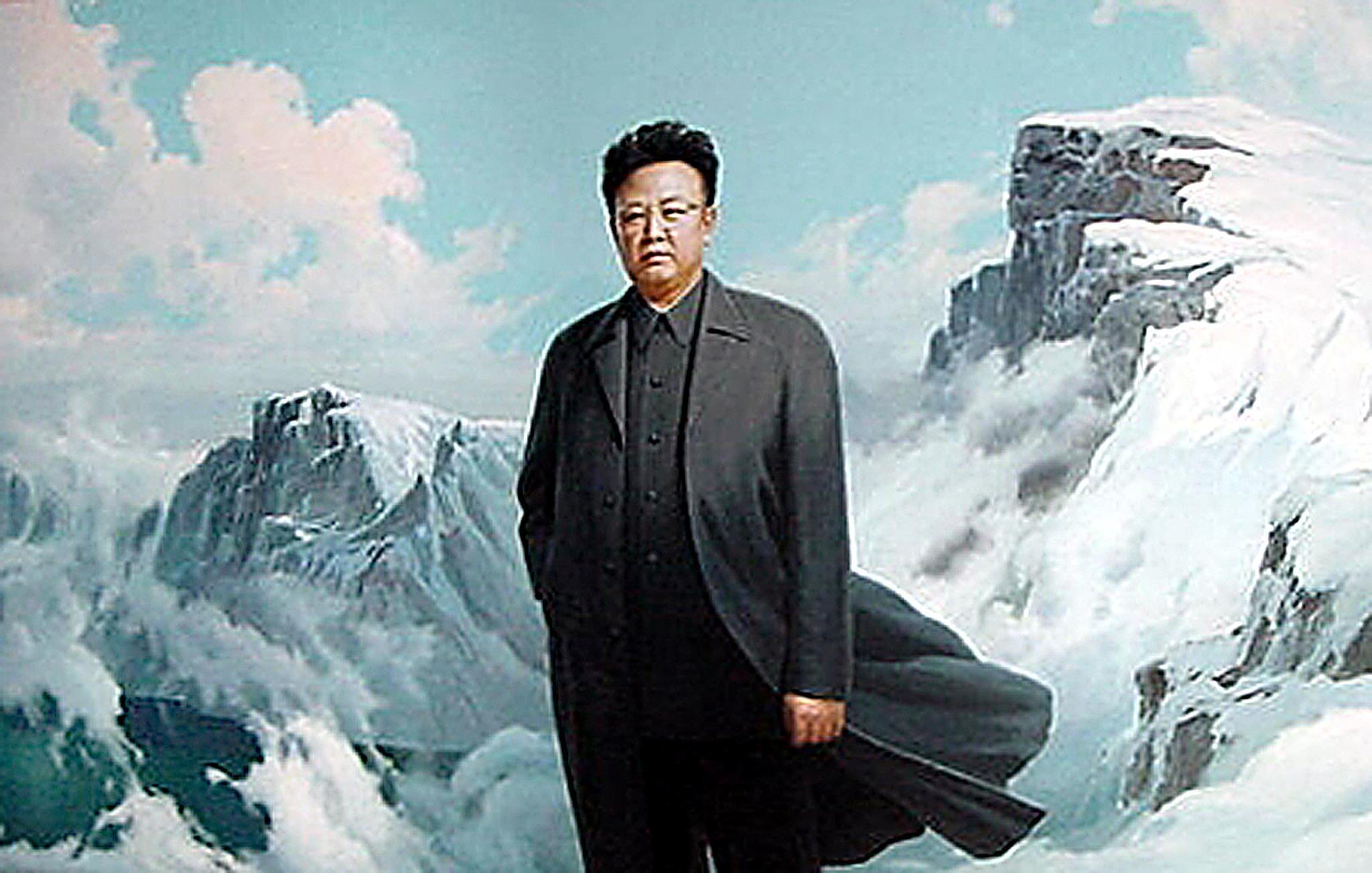 the president god kim jong il huffpost. Black Bedroom Furniture Sets. Home Design Ideas