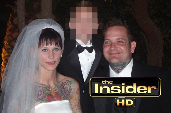 Jesse james mistress michelle 39 bombshell 39 mcgee 39 s wedding for Elijah daniel trump tattoo
