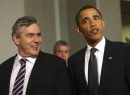 Special Relationship Gordon Brown Barack Obama