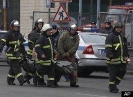 Russia Subway Blast