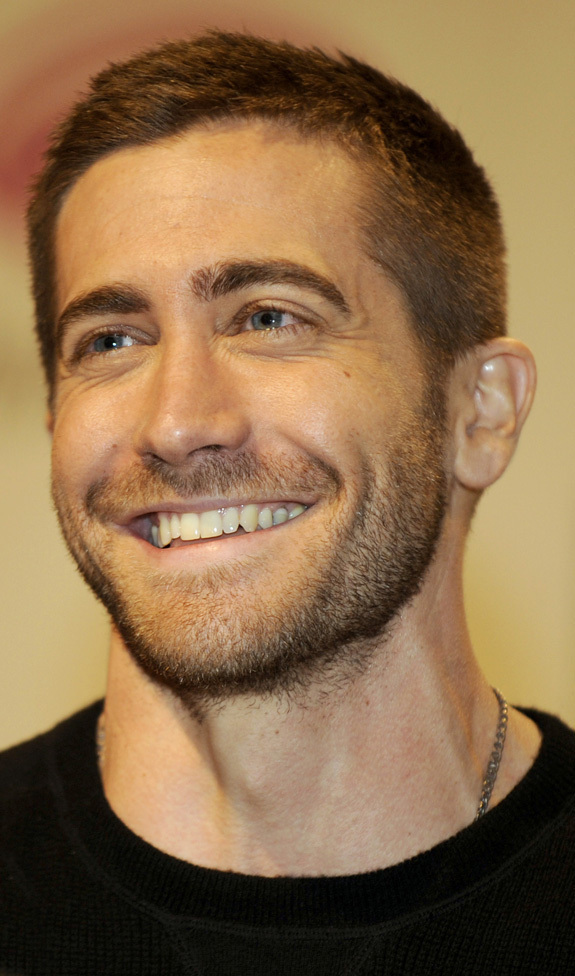 Jake Gyllenhaal Does WonderCon For 'Prince Of Persia' (PHOTOS ... Jake Gyllenhaal